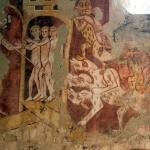 Patrimoine d'Asnières, Eglise d'Asnières, Les limbes en Enfer, © APA