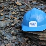 La Mine bleue, Casque bleu, © La Mine bleue