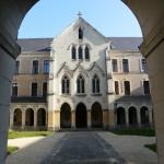 ASMV Collège de Combrée, Entrée de la chapelle, © ASMV Collège de Combrée