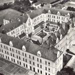 ASMV Collège de Combrée, Vue aérienne, © ASMV Collège de Combrée
