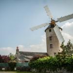 Amis des moulins de Loire-Atlantique, Moulin de la Fée, Saint Lyphard