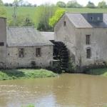 Amis des moulins de Loire-Atlantique, Moulin du Pont, Sion-les-Mines
