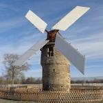 Amis des moulins de Loire-Atlantique, Moulin de Foucré, Notre-Dame-des-Landes