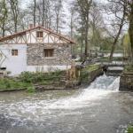 Amis des moulins de Loire-Atlantique, Moulin de Besson, Saint-Colomban
