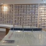 Association pour le Mémorial de la Déportation, Mur des déportés, Exposition