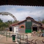 Compagnie du chemin de fer de Semur-en-Vallon, Gare, Extérieur