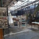 Conservatoire de l'industrie de l'estuaire de la Loire, Exposition