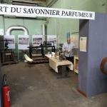 Conservatoire de l'industrie de l'estuaire de la Loire, Exposition, L'art du savonnier parfumeur