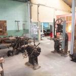Conservatoire de l'industrie de l'estuaire de la Loire, Exposition de machines