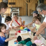 Ecomusée rural du Pays Nantais, Ateliers sur les savoir-faire, © P. Robert