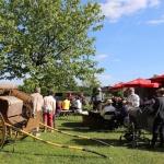 Ecomusée rural du Pays Nantais, Fête organisée par l'écomusée, © P. Robert