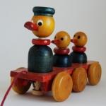 Ludijouet - Pierre Vignaud, Famille canards à tirer