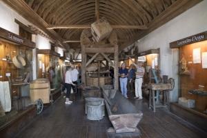 Musée des Métiers, Grain et Pain, ® D. Drouet