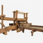 Pays d'art et d'histoire et Musée du vignoble nantais, Pressoir long fut, © David Gallard