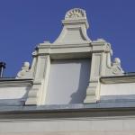 Robineau Maçonnerie (SARL), Remplacement à l'identique d'une lucarne sculptée en tuffeau