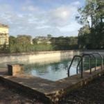 Association du Mémorial des bunkers de Pignerolle, La piscine des officiers,
