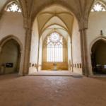Abbatiale Royale de l'Epau Département Sarthe ©Olivier Faure