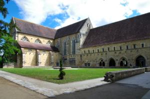 Abbaye Royale de l'Epau_juin 2019©Alcal_Département Sarthe