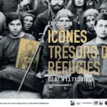 Exposition Icônes trésors de réfugiés Château des Ducs de Bretagne_crédit Icon Network