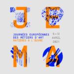 Journées européennes des métiers d'art 2021