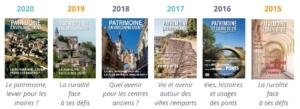 Patrimoine-Environnement_revues_boutique