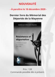 Résistance et déportation_mémorial déportés mayenne