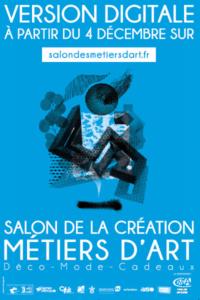 Salon de la création-métiers d'art Pays de la Loire 2020