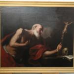 Tableau de St Mars la Jaille après restauration