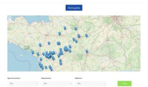 Annuaire réseau pôle patrimoine
